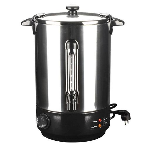 Wasserkocher/Glühweinkocher Edelstahl 15L