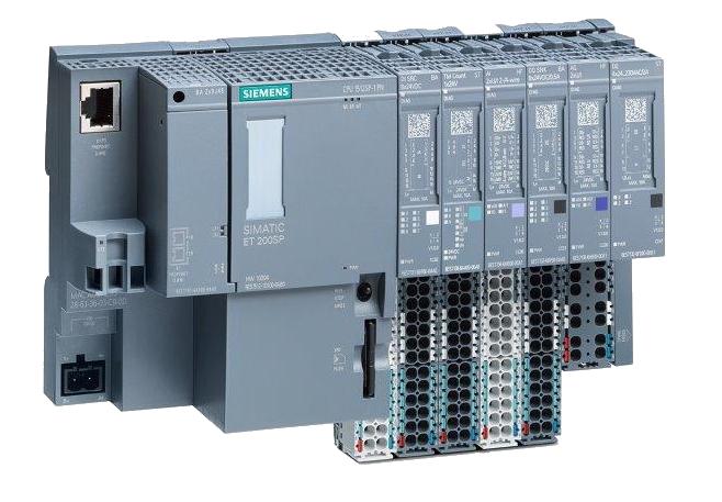 Transelevador con PLC S7-1500