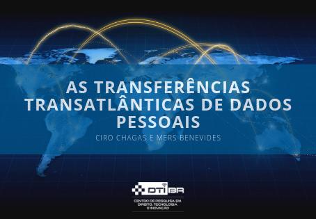 Ata de reunião: As Transferências Transatlânticas de Dados Pessoais