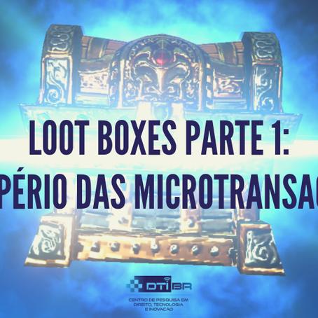 Loot boxes - parte 1: o império das microtransações