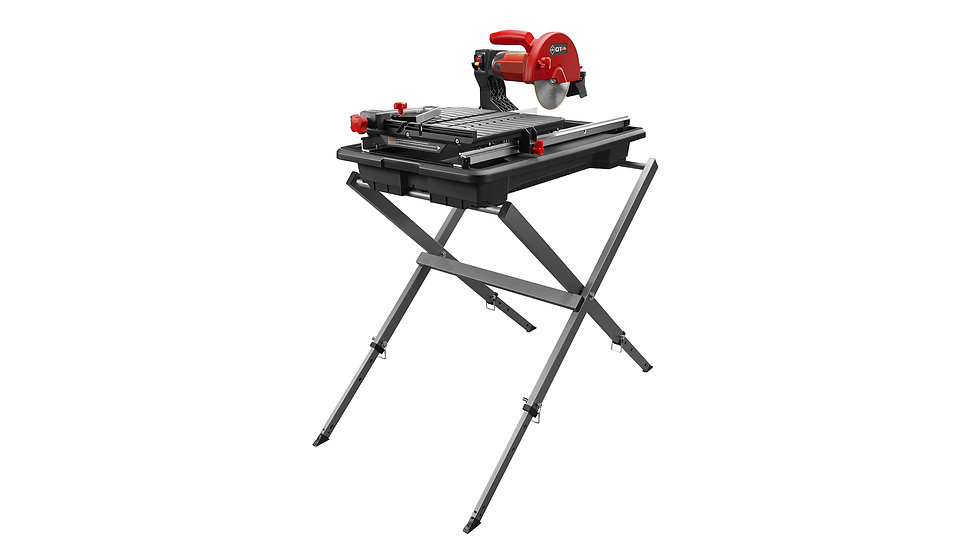 "RUBI DT-180 Evolution 7"" Tile Saw with Stand"