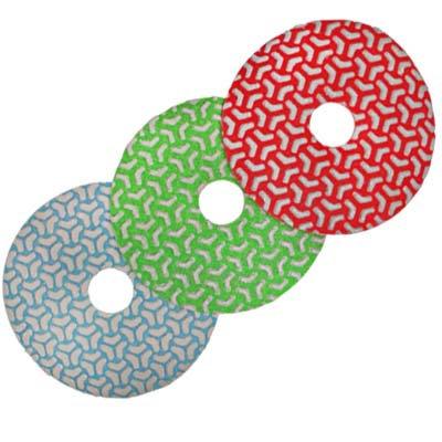 ALPHA® Kirara 3-Step Polishing Pads
