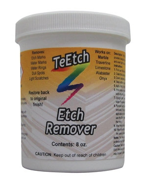 Tenax Etch and Water Mark Remover
