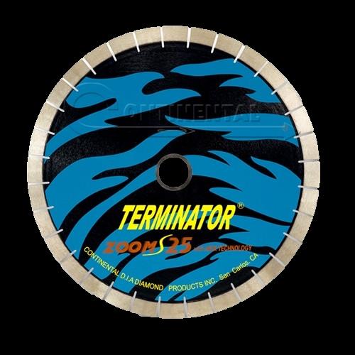 "16"" Terminator Zoom S Silent Core Bridge Saw Blade"