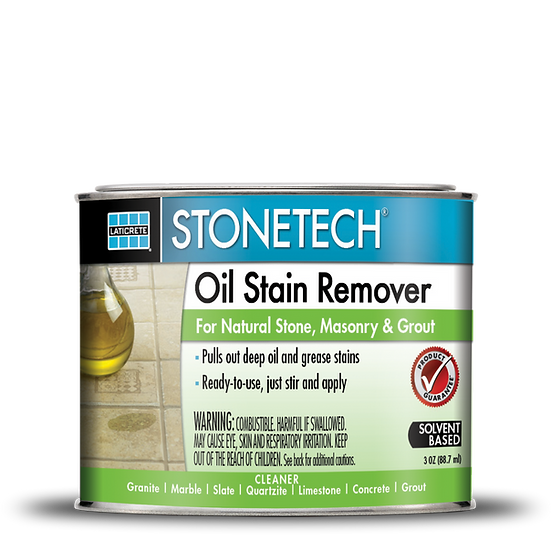STONETECH® Oil Stain Remover - 3oz