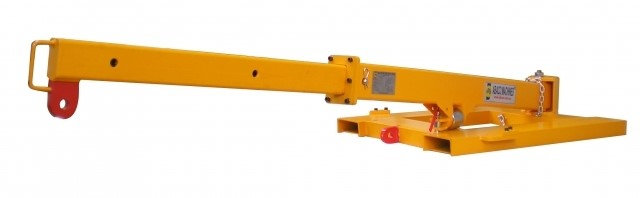 Abaco Swing-Arm Forklift Boom