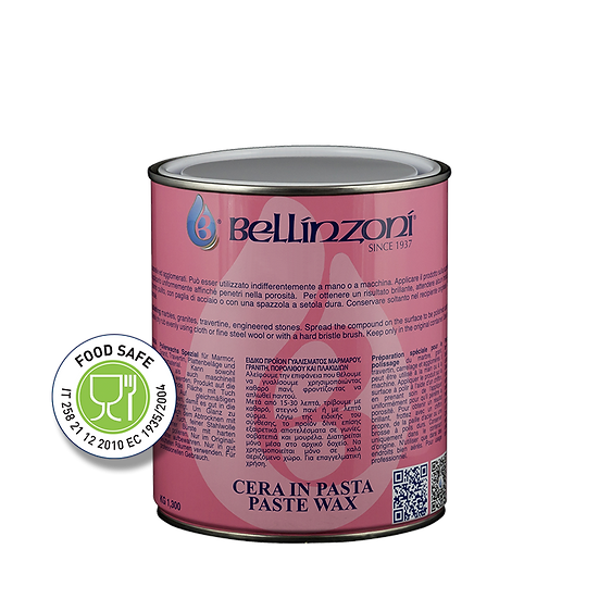 Bellinzoni Paste Wax - 1.3 kg
