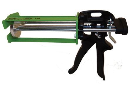 Tenax Economy Cartridge Gun, 10:1 Ratio