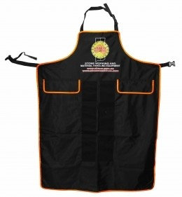 Abaco Apron and Sleeves
