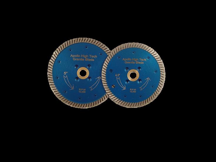 Apollo Premium Middle Frequency Sintered Diamond Turbo Blade
