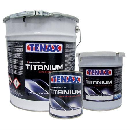 Tenax Titanium Flowing