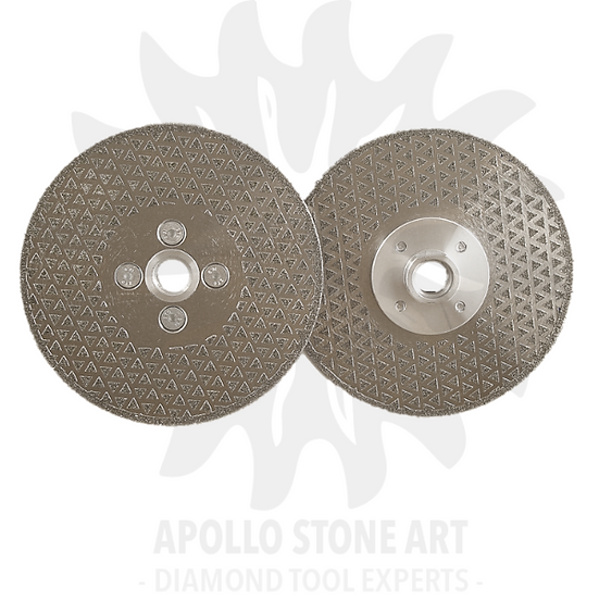 "Apollo 5"" Cut & Grind Marble Blade"