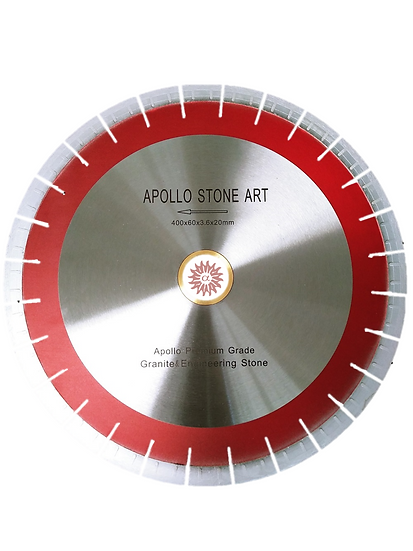 Apollo Asahi Ring Type Granite Bridge Saw Blade