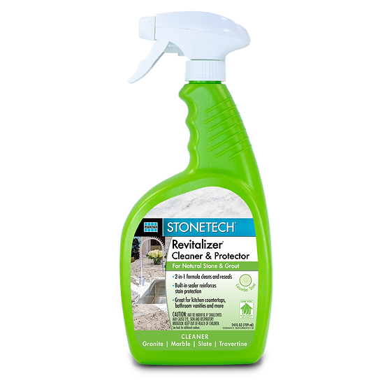 STONETECH® Revitalizer® Cleaner and Protector