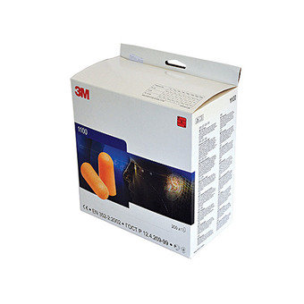 Disposable Earplugs – 200 pairs per box