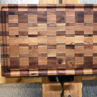 Custom Wood - Chopping Board