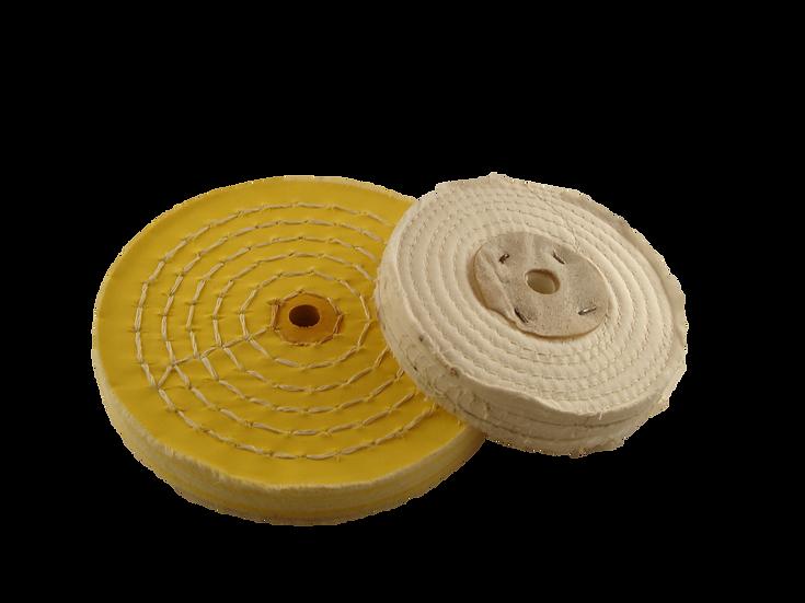 Cotton Buffing Wheels