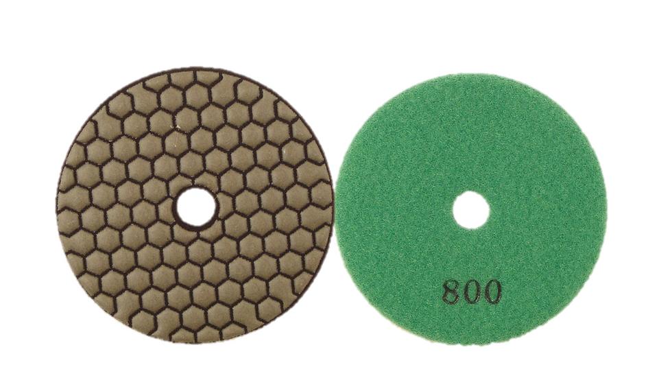 """4"""" Premium Dry Polishing Pads"""