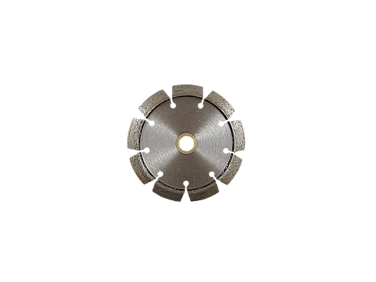 Laser Welded Segmented Crack Chaser Blade