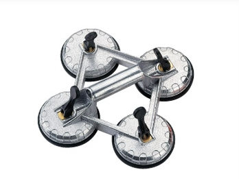 Quad Suction Cup Lifter