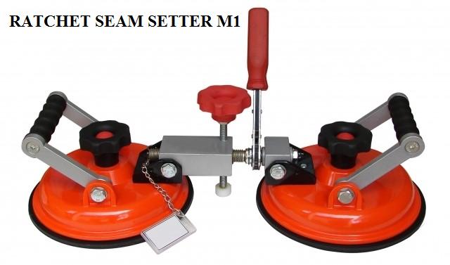 Abaco Ratchet Seam Setter