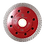 Thumbnail: Apollo K-Pattern Mesh Continuous Rim Tile Blade