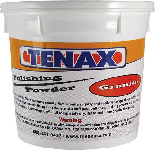 Tenax Polishing Powder 1kg / 2 lb Bucket