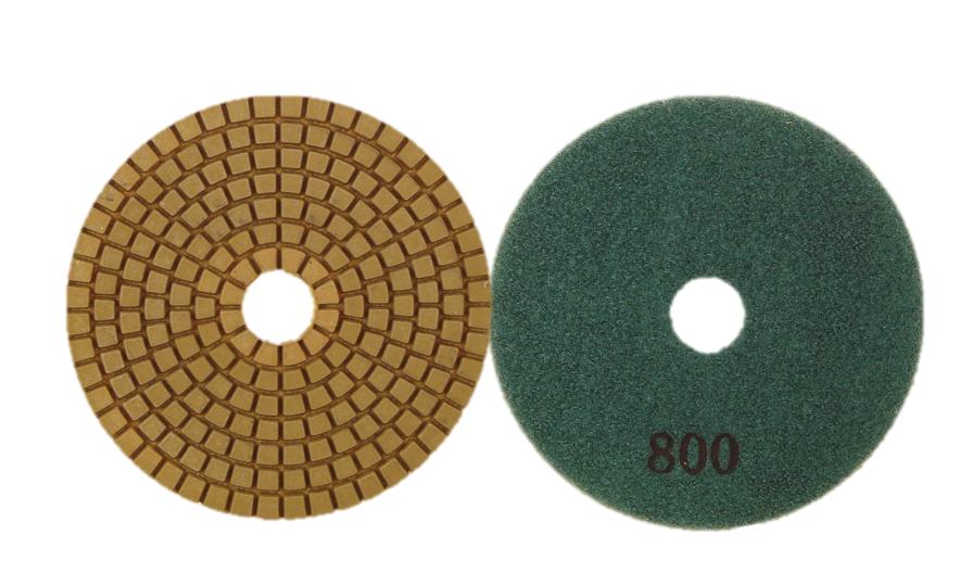 Non-Color Premium Polishing Pad-Pure Resin Bond