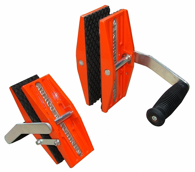 Abaco Single Handed Carry Clamps