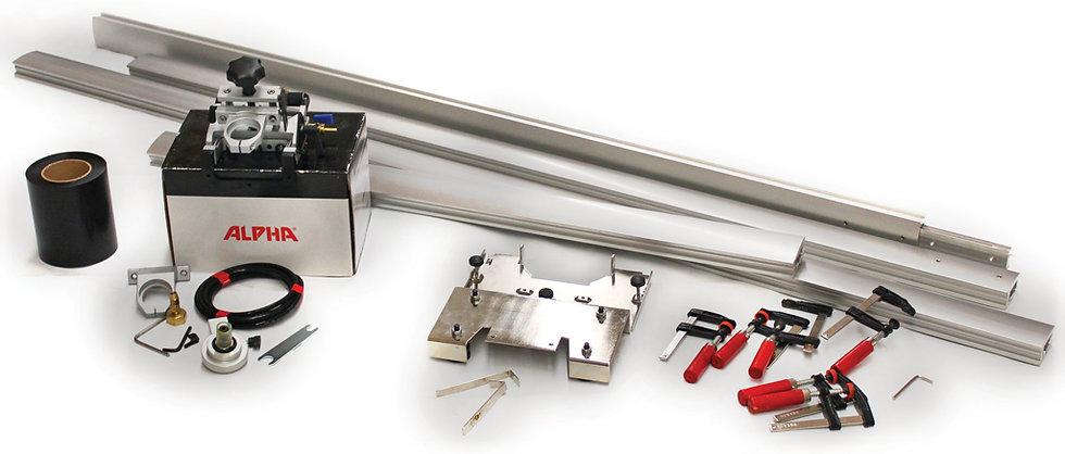 ALPHA® Beveling Base Starter Kit