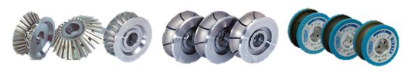 CNC Profiling Wheels