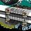 "Thumbnail: IMER Combicut 350 iPower, 48"" Tile, Stone & Masonry Saw"