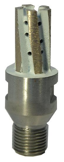 Alpha® CNC Finger Bit Certified for Dekton®