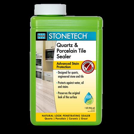 STONETECH® Quartz & Porcelain Tile Sealer