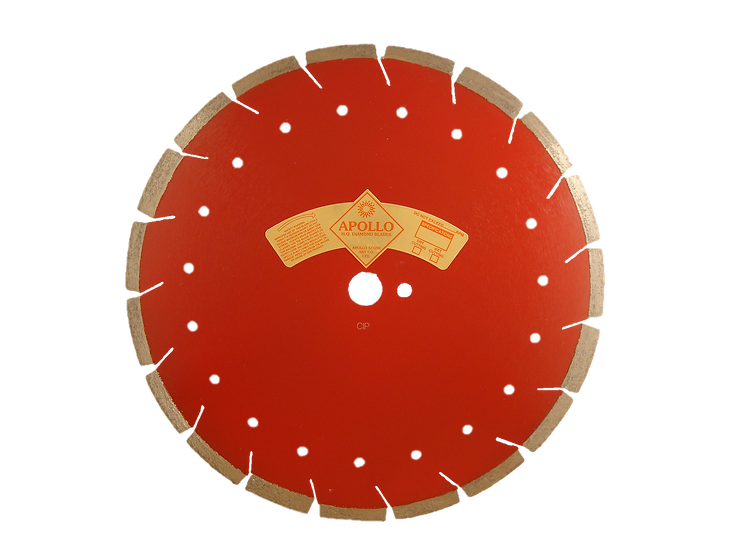 Multi-Purpose Laser Welded Drop Segment Blade