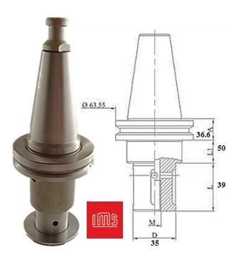 IMS CNC Tool Holder: Brembana