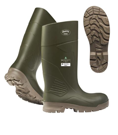 Pioneer Ranpro Steel Toe/Steel Plate Boots