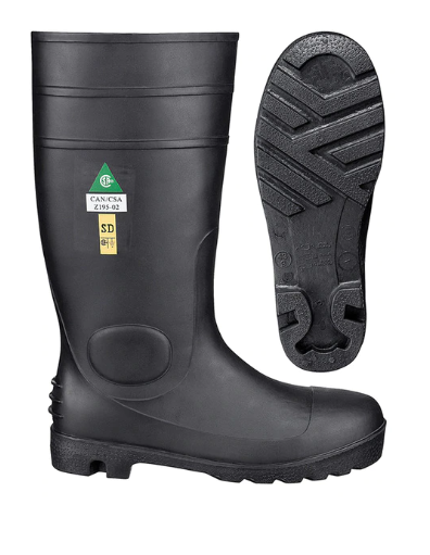 Pioneer Steel Toe /Steel Plate Safety Boots