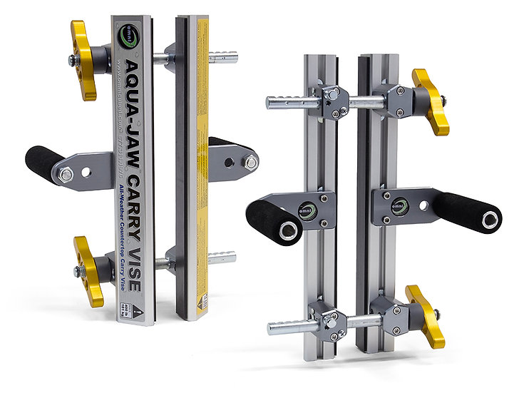 Omni Cubed Aqua-Jaw Carry Vise