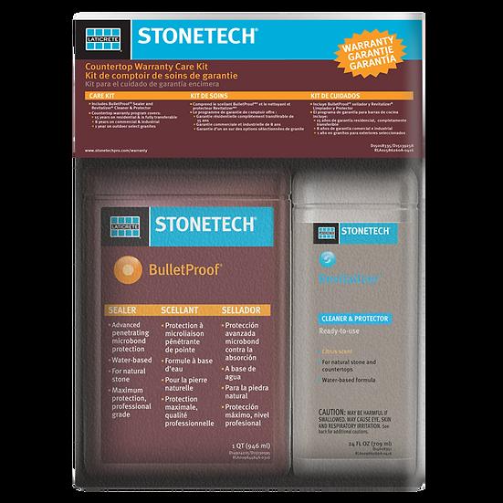 STONETECH® Warranty Kit
