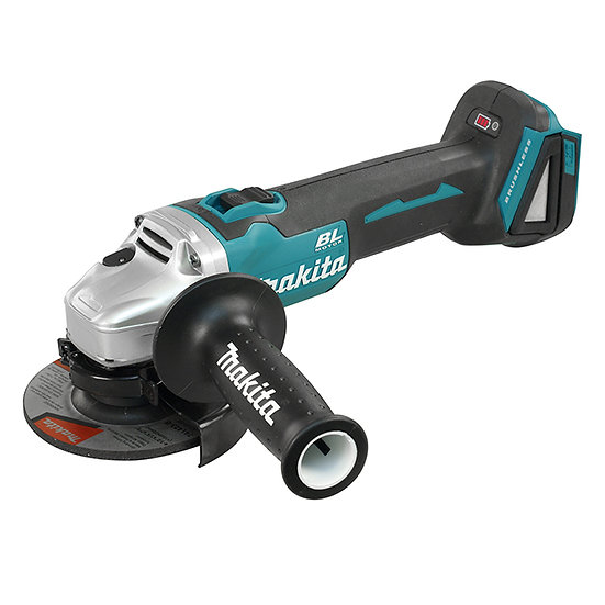 """Makita DGA504Z 5"""" Cordless Angle Grinder with Brushless Motor"""