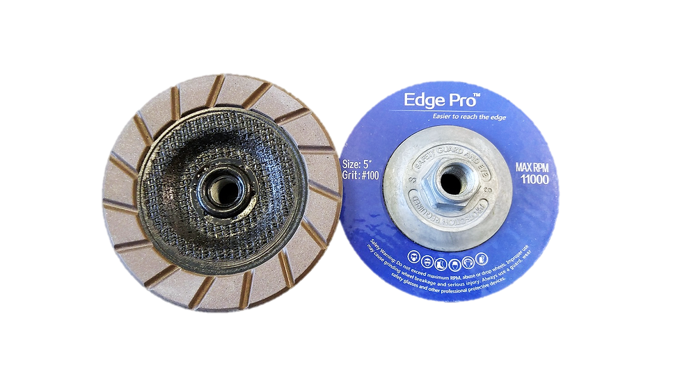 EdgePro™ Ceramic Polishing Disc