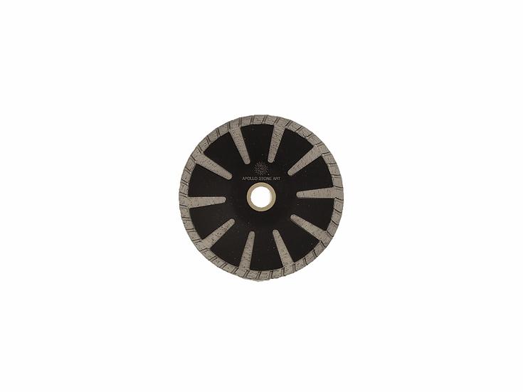 Apollo Premium Continuous Rim Turbo Contour Blade