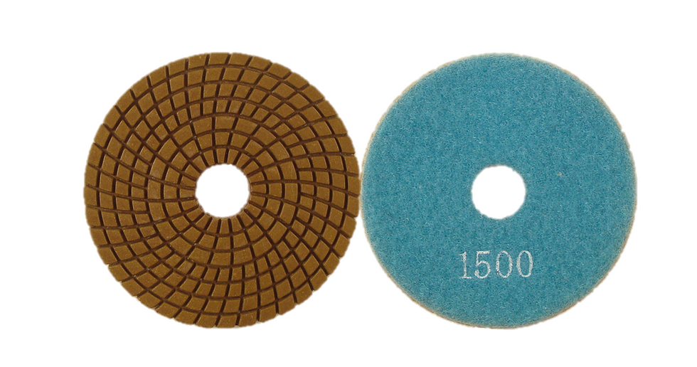 Premium Ultra Flexible Polishing Pad - Spiral