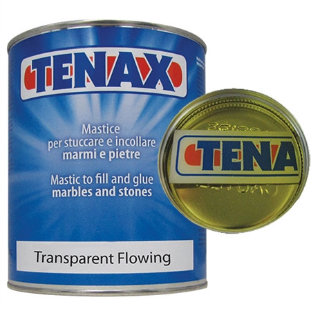 Tenax Transparent Flowing