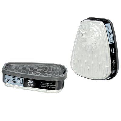 3M™ 6001i Organic Vapour Service Life Indicator Cartridge / pair