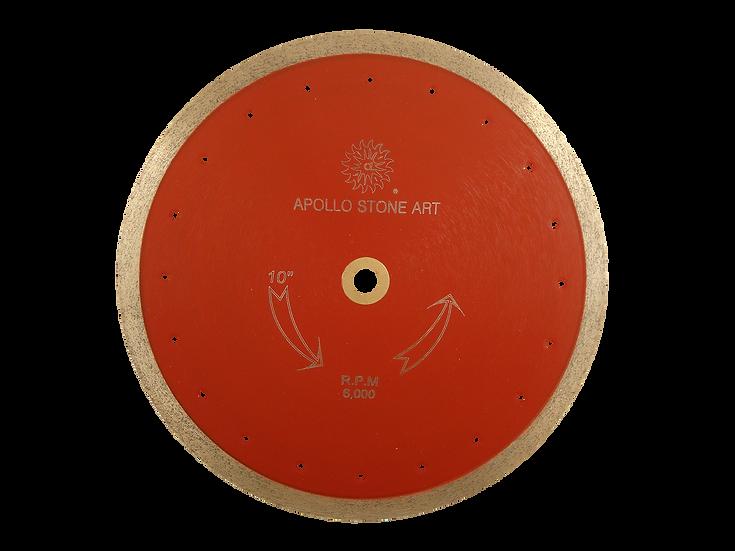 Apollo Premium Continuous Rim Glass Blade