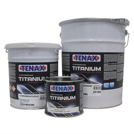 Tenax Titanium Extra Clear Knife Grade