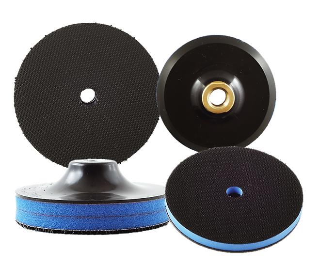 Backing Adaptor with Blue Foam