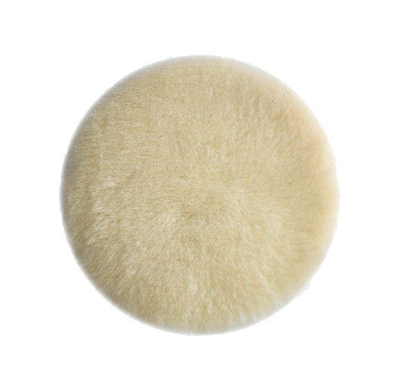 Sheepskin Wool Buffing Pads